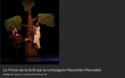 Revue marseillaise du Théâtre