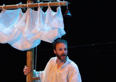Photo d'une scène du spectacle L'atlantide - Diaporama