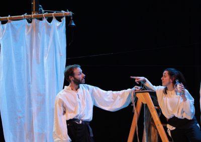 photo du spectacle l'atlantide - diaporama de la page L'atlantide du site internet mascarille.net