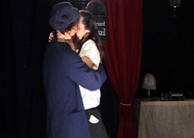 photo du diaporama de scènes de la pièce de théâtre SS avec S.